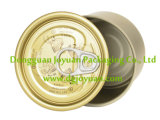 136 Gram Two Piece Metal Can Food Grade Drd Can