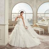 Шнурок Organza lhbim высокого качества Appliques платье венчания 2017