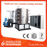 Oro inoxidable de la placa de acero/negro/máquina azul/de bronce del laminado del vacío de la vacuometalización del color PVD Machine/PVD
