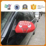 Bandeiras 30*33cm feitas sob encomenda Eco-Friendly do espelho de carro de Guangzhou (HYCM-AF005)