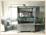 Máquina de etiquetas tampando de enchimento do auto condicionador detergente do cabelo de Bodylotion do champô