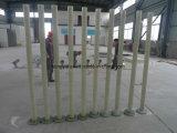 Rtrp o tubo de la fibra de vidrio para el agua y las industrias químicas