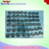 Torneado de alta precisión de mecanizado CNC de aluminio / metal Fresado / Torno
