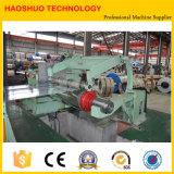 Machine die van de Rol van het Aluminium van het Koolstofstaal de Longitudinale Scherpe Machine scheuren