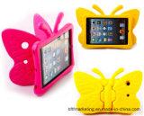 Крышка силикона iPad Fo случая бабочки ЕВА толщиной пены противоударная