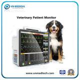 Новая прессформа монитор 15 дюймов терпеливейший для ветеринарной клиники