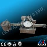 Máquina de enchimento e tampando do disco de giro automático de 5-150 Ml