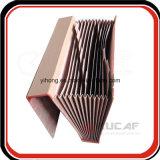 Dispositivo di piegatura espandentesi del cartone dell'archivio della chiusura elastica su ordinazione
