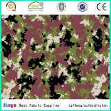 Oxford Kurbelgehäuse-Belüftung beschichtete Militär-Gewebe 100% des Polyester-600d