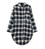 Camicia del `S delle due di colore di acetato donne della fibra