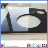 El panel coloreado del vidrio Tempered de la pantalla de seda para Oven&TV