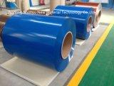 Напечатанный цвет покрыл стальную катушку катушек Prepainted Dx51d гальванизированную стальную