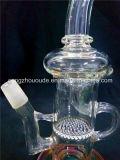 cachimbo de água de vidro de Shisha da tubulação de água da alta qualidade a-83 para fumar