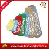 작은 아이 아이 다른 디자인 여행 양말 반대로 미끄러지는 처분할 수 있는 발 양말
