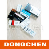 卸し売りホログラムの薬剤包装の印刷されたペーパー10mlガラスびんボックス