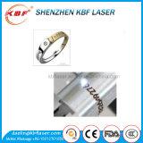 Máquina de marcação a laser de fibra de mesa de 20W para aço inoxidável de metal