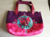 Sacchetto di Tote del sacchetto della borsa di acquisto del neoprene delle donne di modo