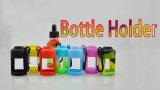 Sostenedor de botella portable del jugo del caucho E