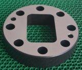 L'acciaio anodizzato personalizzato il pezzo meccanico nell'OEM di benvenuto di alta precisione