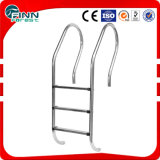 プール3のステップステンレス鋼のプールの梯子