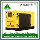 generatore diesel autoalimentato Cummins principale 385kVA con insonorizzato e resistente all'intemperie