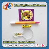 Игрушка картины выдвиженческих канцелярских принадлежностей установленная для малышей