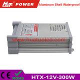 alimentazione elettrica Rainproof delle coperture di alluminio costanti LED di tensione 12V-300W