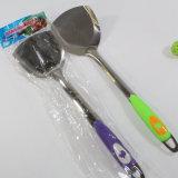 Alta qualità all'ingrosso della Cina che cucina a casa l'acciaio inossidabile Turner di uso