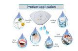 Máquina cómoda del difusor del ozono de los productos con la piedra del aire