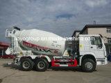 HOWO A7 290HP 6X4の具体的なポンプミキサーのトラック