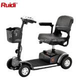 小型の軽量の取り外し可能な電気移動性のスクーター