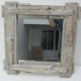 Estilos retros chineses de Traditonal de espelhos de madeira ou de bambu