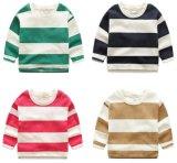 4 тенниски хлопка нашивки способа одежд детей цвета