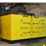 500kw 625kVAの無声タイプディーゼル発電機