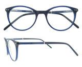 De recentste Frames van Eyewear van de Ontwerper van Italië van het Frame van Tendensen Ovale Optische