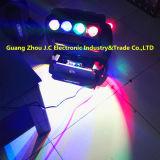 最も新しい16*25W RGBW 4in1 LEDの幻影のローラーのビーム移動ヘッドライト