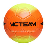 Касание по-разному размера мягкое увядает шарик футбола пляжа