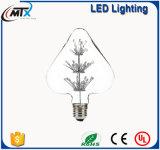 중국에서 세륨 RoHS 승인 환경 보호 에너지 절약 LED 전구