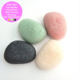 100% Natural Konjac Esponja Puff Facial Cleansing Wash Cara Konjac Esponja
