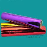 Film métallisé par vide coloré d'animal familier pour la décoration