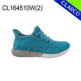Women and Men Flyknite Mesh Casual Sports Running Boots