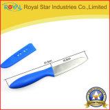 [3بكس] ثمرة سكينة محدّد بلاستيكيّة مقبض [ستينلسّ ستيل] سكينة ([رست053ك])