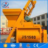 Heißes Verkaufs-Doppelt-horizontale Welle Jinsheng Js1500 Betonmischer-Maschine