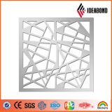 ASTM Système standard et BS-Fire Safety Standard Sceen Aluminium Composite Panel