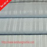 Tessuto 100% del jacquard del cotone per la sciarpa del vestito dalla camicia di usura dei bambini