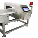Impermeável Standard Chain Conveyor Food Metal Detector