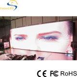 LED表示を広告する屋外のフルカラーP8使用料