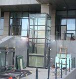 Gearless Vvvfの牽引モーターエレベーターが付いているホーム上昇