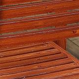 Présidence et Tableau de pulvérisation d'hôtel de jardin de poudre extérieure de meubles avec l'aluminium