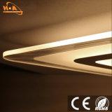 Indicatore luminoso di soffitto della lampada LED del soffitto di prezzi di fabbrica della Cina per decorativo domestico